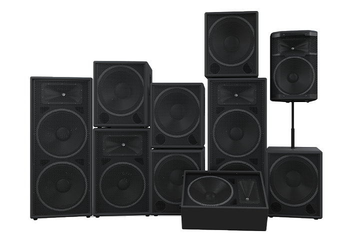 Audio Visual services by Telephonix, including audio systems